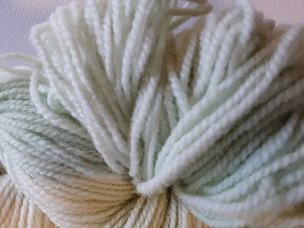 Mint Green Worsted Weight Yarn