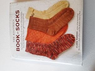 Knitter Book of Socks