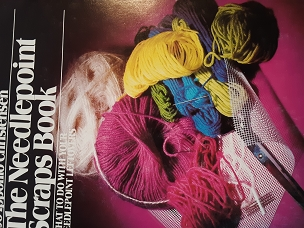 Needlepoint Scraps Book, The