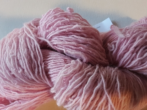 Pair of Sox Plum Rose Sock Weight Yarn