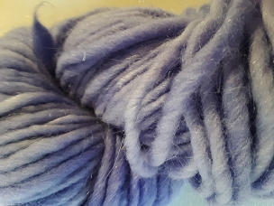 Violet Light Bulky Weight Yarn