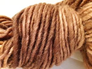 Chestnut Bulky Weight Yarn