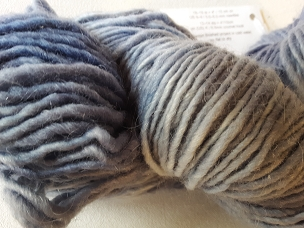 Light Navy Single Weight Yarn