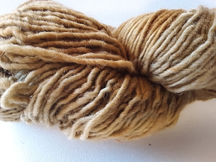 Olive Single Worsted Weight Yarn